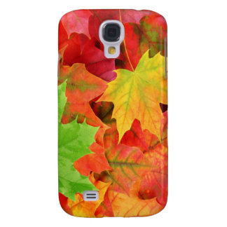 AUTUMN LEAVES SAMSUNG GALAXY S4 COVERS