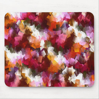 Autumn leaves scattered... mouse pad