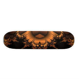 Autumn Leaves Skateboard