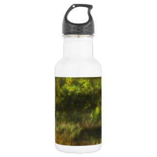 Autumn Leaves Stainless Steel Water Bottle