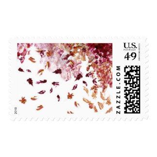 Autumn Leaves Stamp
