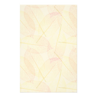 Autumn Leaves Stationery Paper