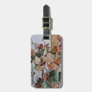 Autumn Leaves Tag For Luggage