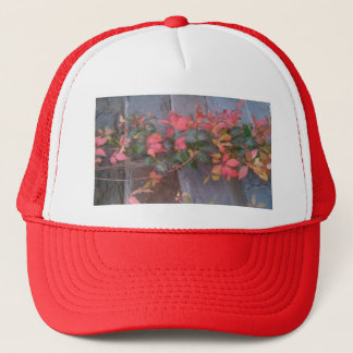 Autumn Leaves Trucker Hat