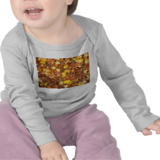 Autumn Leaves T Shirts