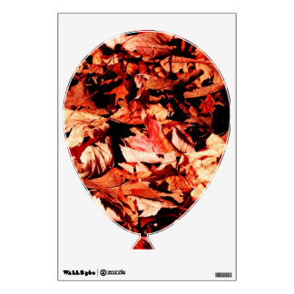 autumn leaves wall skins