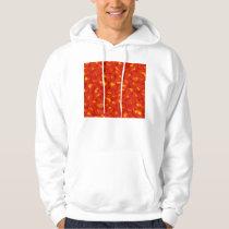 Autumn Leopard Print Hoodie