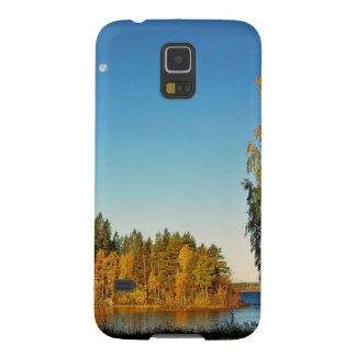 Autumn Light Galaxy S5 Cover
