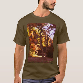 """Autumn Light"" dark T-Shirt"