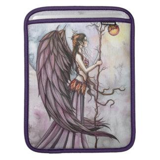 Autumn Light Gothic Fantasy Fairy Art iPad Sleeve
