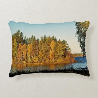 Autumn Light Accent Pillow
