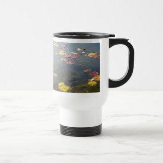 Autumn Lilypads Series Mugs