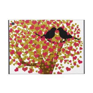 Autumn Love Birds iPad Mini Case