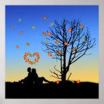 Autumn Love - Poster