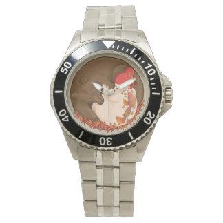 Autumn Love Wrist Watch