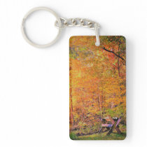 Autumn Magic Keychain