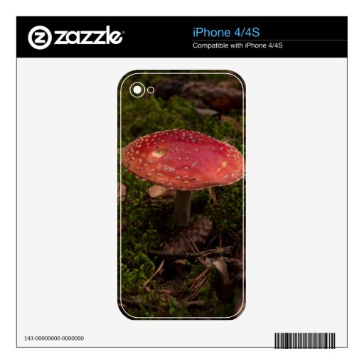 Autumn magic skins for the iPhone 4S