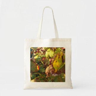 Autumn magic textless tote bag