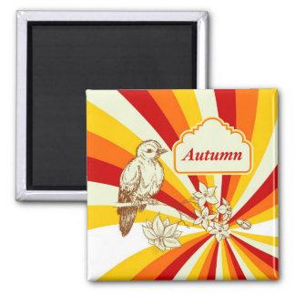 Autumn Refrigerator Magnets