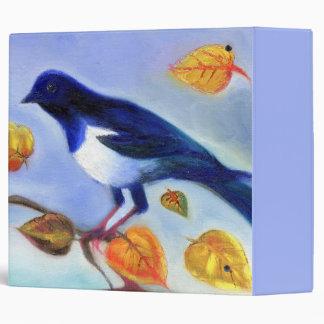 Autumn Magpie 2012 Binder