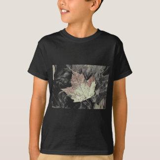 Autumn Maple Leaf Art T-Shirt