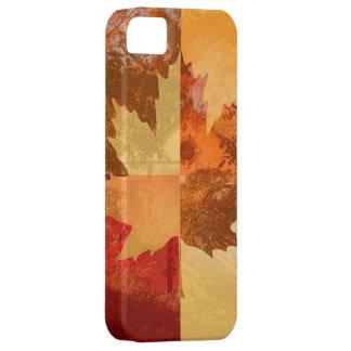 Autumn, Maple Leaf iPhone SE/5/5s Case