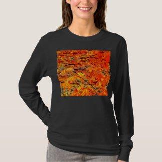 Autumn Maple Leaf T-Shirt