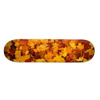Autumn Maple Leafs Skateboard Decks
