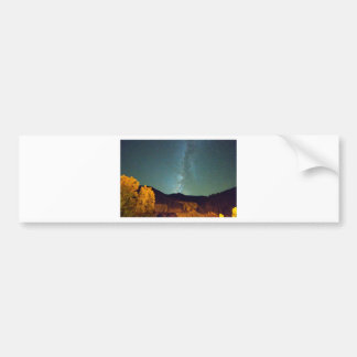 Autumn_Milky_Way.jpg Bumper Sticker