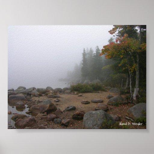 Autumn Mist Print