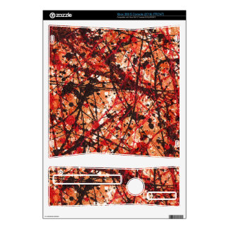 AUTUMN MIX (an abstract art design) ~ Skins For The Xbox 360 S