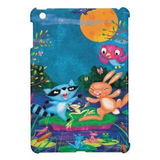 Autumn Moon iPad Mini Cover