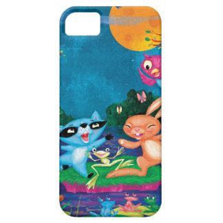Autumn Moon iPhone SE/5/5s Case