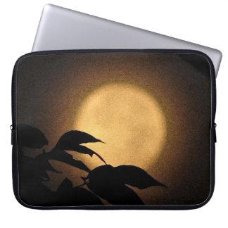 Autumn Moon Computer Sleeve