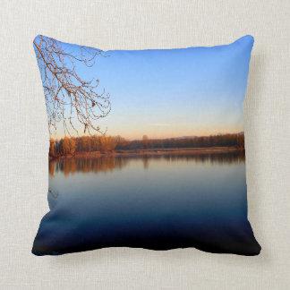 Autumn Morning American MoJo Pillows
