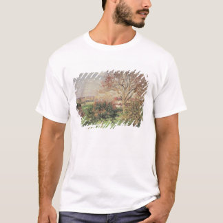 Autumn morning at Eragny, 1897 T-Shirt