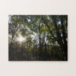 Autumn Morning at Shenandoah National Park Jigsaw Puzzle