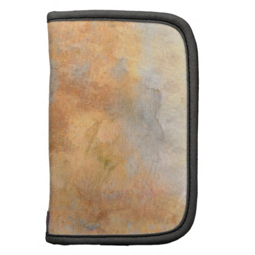 Autumn Morning Brown Gray & Yellow Planner