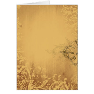 Autumn Morning Greeting Cards
