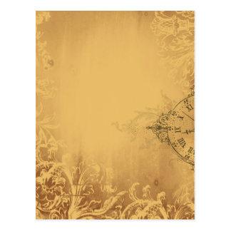 Autumn Morning Postcards