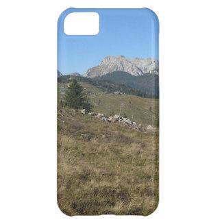 Autumn mountan view iPhone 5C case