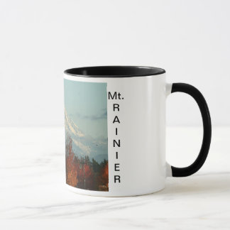 Autumn Mt. Rainier Mug