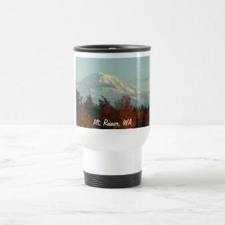 Autumn Mt. Rainier Mug