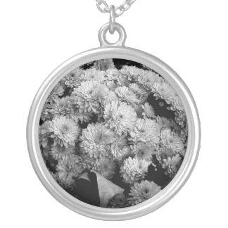 'Autumn Mums' Necklace