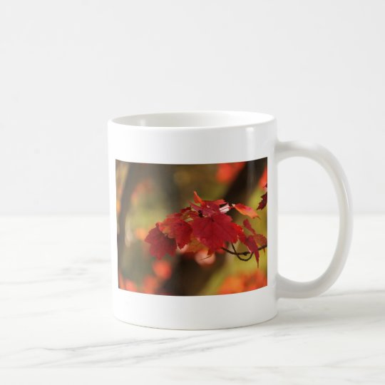 Autumn Mysteries Coffee Mug