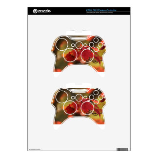 Autumn Mysteries Xbox 360 Controller Decal