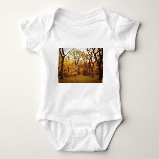 Autumn - New York City Baby Bodysuit