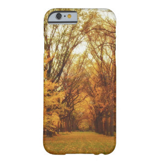 Autumn - New York City Barely There iPhone 6 Case