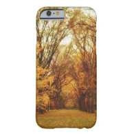 Autumn - New York City iPhone 6 Case