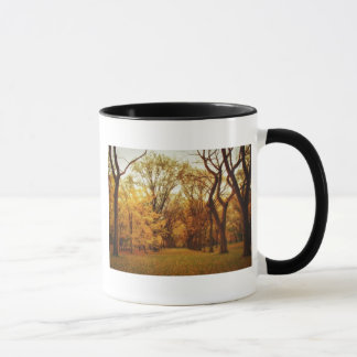 Autumn - New York City Mug